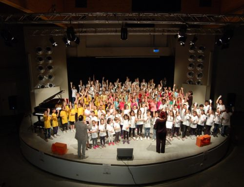 AN OPEN SITE ON CHILDREN'S AND CHILDREN'S CHORAL FORMATION: CORINFESTA